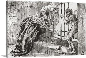 lady-dedlock-and-jo-illustration-for-the-charles-dickens-novel-bleak-house2351175