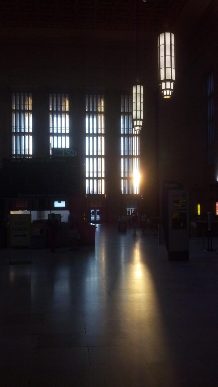 30th St Station