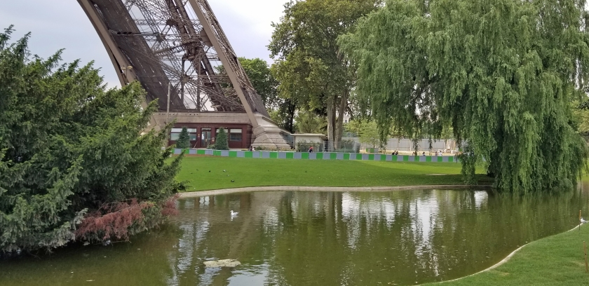 Eiffel Foot