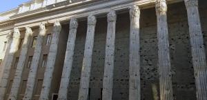 Il Tempio di Adriano_145 BC