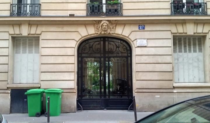Parisian Dérive: Part II (Number27)