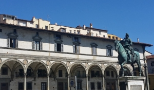 Ferdinando and Loggia