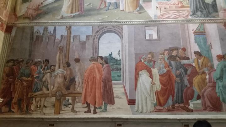 The Distribution of Alms and Death of Ananias Massacio