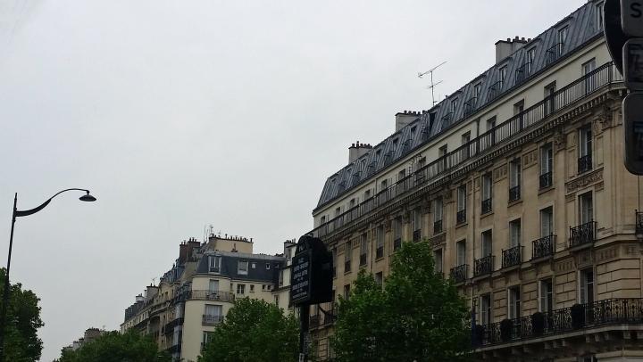 Parisian Dérive: Part V (Eavesdropping at Les DeuxMagot)