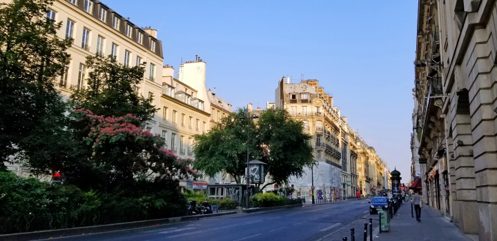Rue Reaumur
