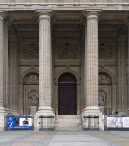 saint sulpice doors