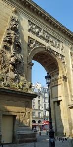St Denis gate